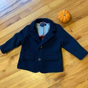 12 month boys Tommy Hilfiger Jacket
